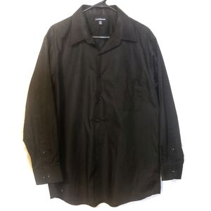 Croft & Barrow Long Sleeve Button Dress Shirt